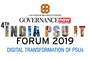 4th India PSU IT Forum 2019