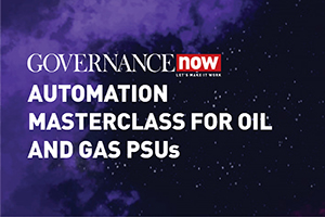 Governance Now PSU Automation (RPA) Virtual Masterclass
