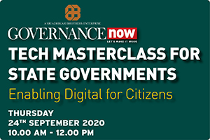 Governance Now Tech Masterclass for State Governments