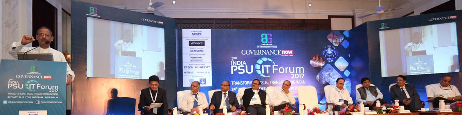 India PSU IT Forum 2019